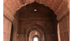 Páteční mešita ve Starém Delhi