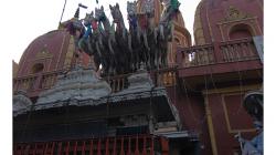 Staré Delhi - tenhle chrám neznám název