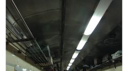 Cesta v Second Sitter vlaku - velice komfortní