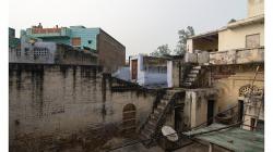 Agra - Hotel (G)Host - romantická vyhlídka
