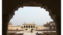 Agra fort - pevnost Agra
