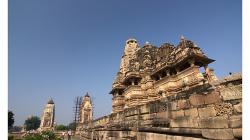 Khajuraho - chrámový komplex