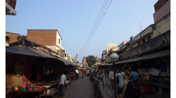 Orchha a další tržiště