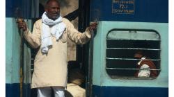 Cesta vlakem do Varanasí