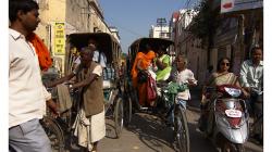 Varanasí - cesta městem
