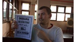 Varanasí - V hotelu Son Mony vařili fakt příšerně