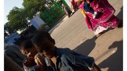 Varanasí - děti
