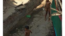 Varanasí - pohledy z hotelu