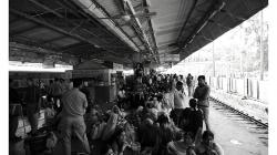 Varanasí - nádraží
