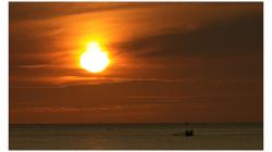 Goa - západy slunce byly jeden velký kýč