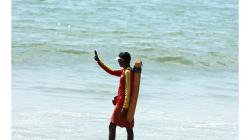 Goa - plavčík