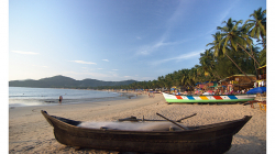 Goa - Palolem beach