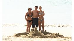 Goa - hrdí tvůrci Karlštejnu z písku, Lubi se skromně skrývá