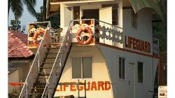 Goa - stanice záchranářů