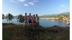 Goa - Palolem Beach - parta hic