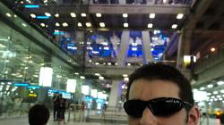 Letiště Bangkok