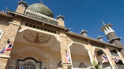 Mešita v Chiang Rai