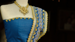 Svatební šaty, příjemná změna proti naší klasice