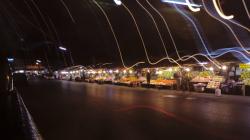 Jakýsi večerní zeleninový trh