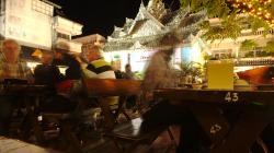 Chiang Rai Night bazaar