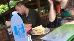 Snídaně v Akha