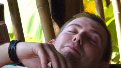 Boycek odpočívá