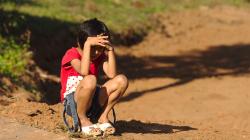 Děti z horských kmenů