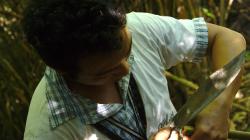 Výroba bambusové hole