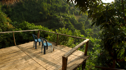 VIP bungalov 5 - výhled