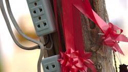 Zásuvky na stromě aneb elektro instalace mne občas nepřestaly udivovat