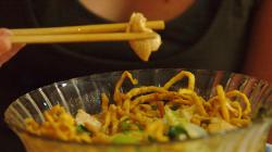 Jestli mi z Thajska chybí nějaké jídlo, je to určitě Khao Soi
