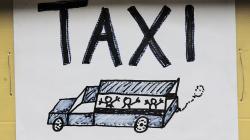 Veselé taxi :)