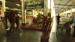 Nádraží Chiang Mai
