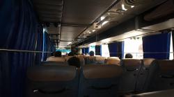 Cesta busem ze Surat Thani