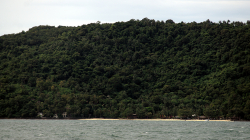 Lodí na Phi Phi