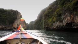 Cesta k Maya Bay