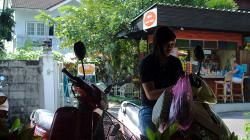 Zpět v Chiang Mai a oblíbeném podniku