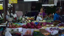 Trh Sompet Market v Chiang Mai