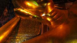 Ležící Buddha