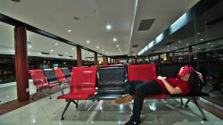 Letiště Jakarta / Jakarta Airport