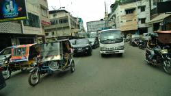 Ulice Medanu / Medan Street