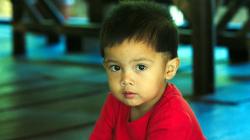 Kluk / Little boy