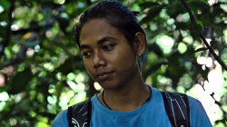 Průvodce pralesem Riki / Jungle guide Riki
