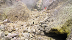Horké prameny / Hot springs