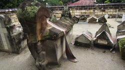 Hrobky batackých králů / Batak kings tombs
