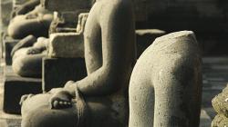Borobudur - neztrácejte hlavu ! / Borobudur - Don\'t lose your head!