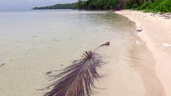 Opuštěná pláž / Abandoned beach