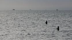 Jepara - rybáři / Jepara - fishermen