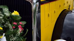 Svatební autobus / Wedding bus