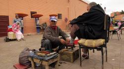 Ulice Marrakeche / Streets of Marrakech